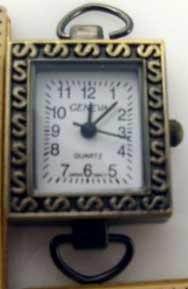 Geneva Antique Gold Watch Faces