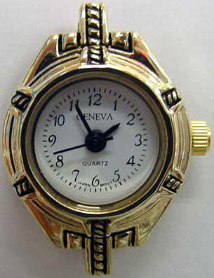 Geneva 22mm Round Dial watch Face