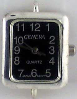 Geneva 24mm Square dial big hole face