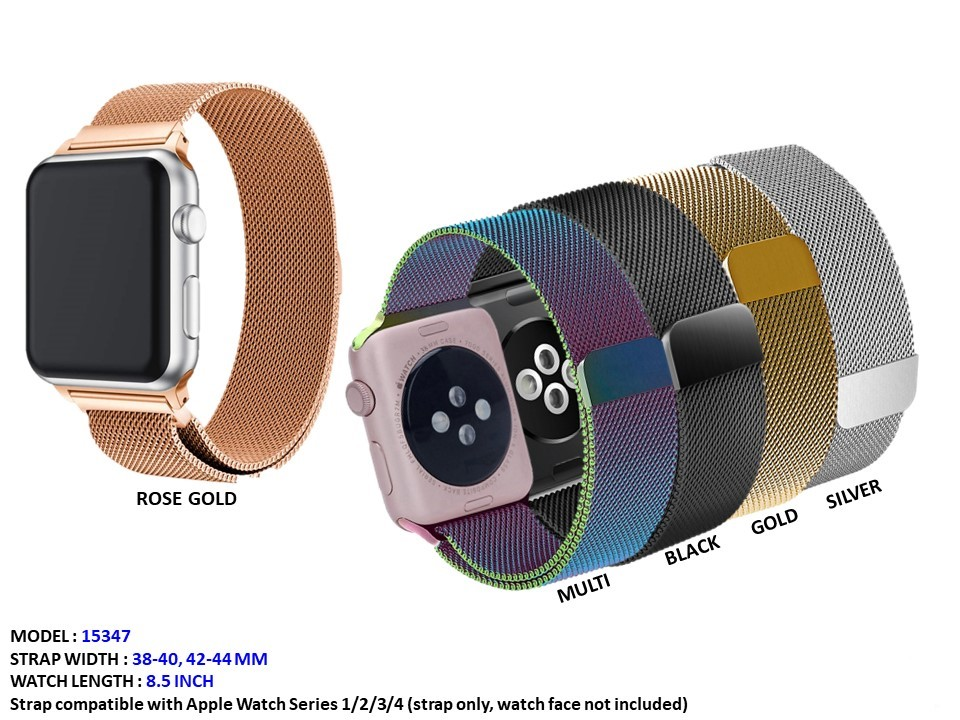 NEW Women's Apple Magnet Band with Beautiful Color