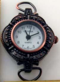 Geneva Antique Copper Watch Faces