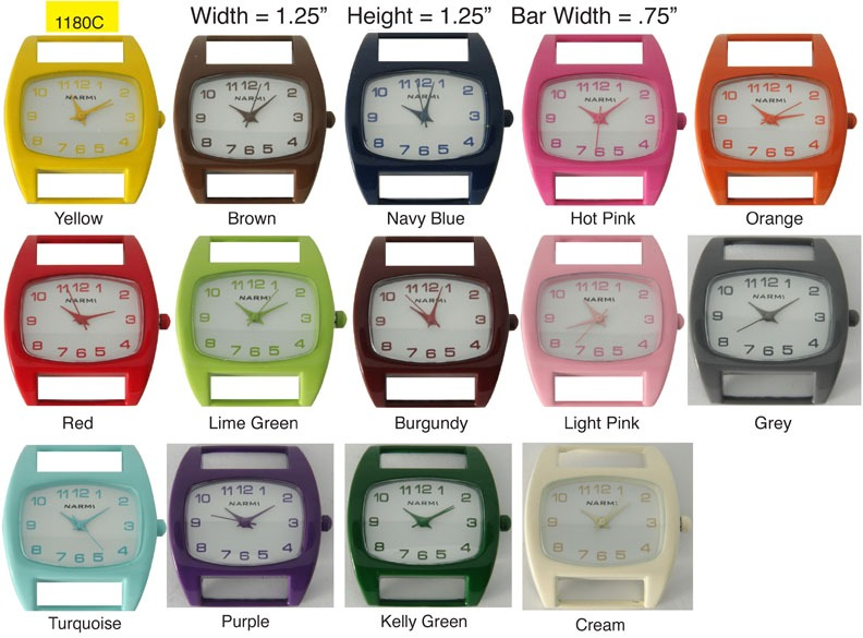 New Women's 32mm Square color full Face