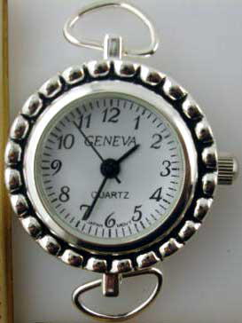 Geneva 20mm Round Fancy Dial watch Face