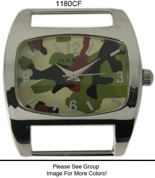 Women's Cz dial with beautiful print Dial