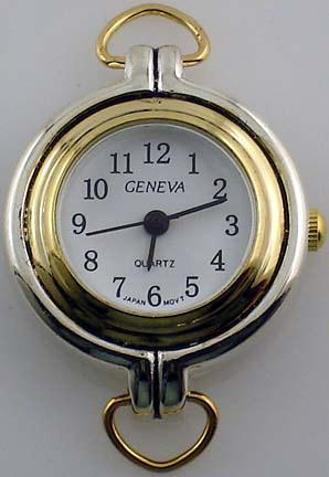 Geneva 22mm Two tone with Loop Watch Faces