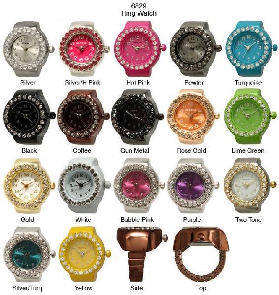 Women's 40mm Ring Style Watch
