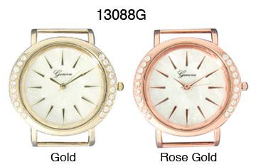 Geneva 22m Round Dial Watch face