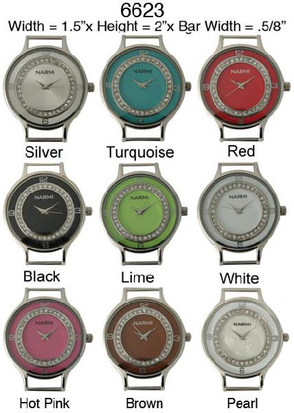 women's  Solid Bar Watch Faces/W Rhinestones
