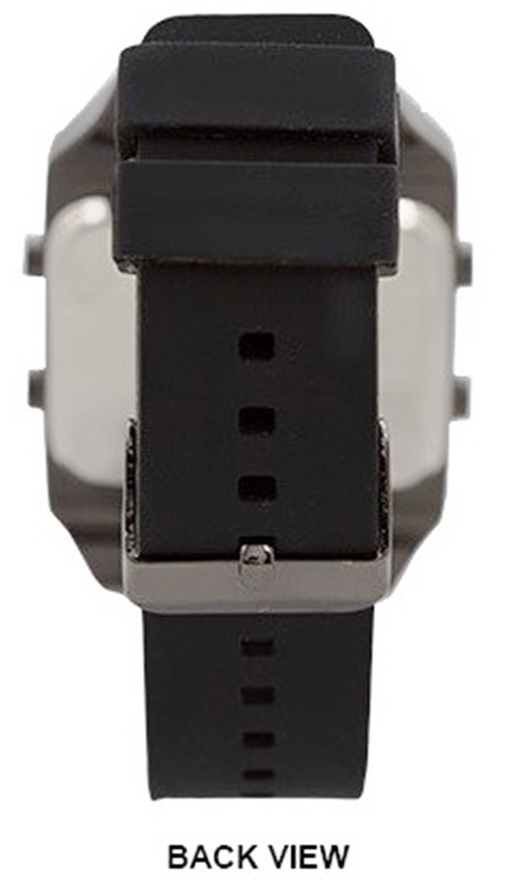 Men's Ny London Digital Dial with Rubber Band