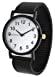 Fashion Watch Wholesale Large White Face Stretch Band Watch
