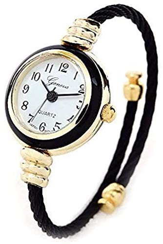 Ewatchwholsale-Women's 30mm Round wire bangle watch