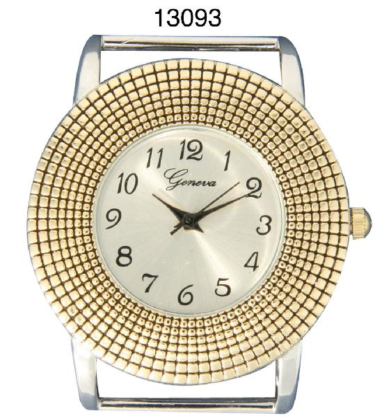 Women's Geneva Round 26mm Solid bar watch Face