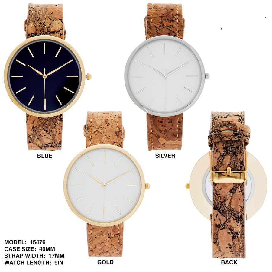 NEW Women's 40mm Round dial with Stylish Band Watch