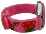 Strawberry Children Watch - Pink
