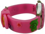 Heart Flower/Floral Style Children Watch - Pink #1