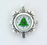 Christmas Beading Watch Face Square/Round