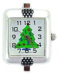 Christmas Beading Watch Face Square