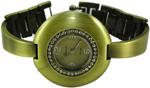 Designer Style CZ Fashion Watch - Brass