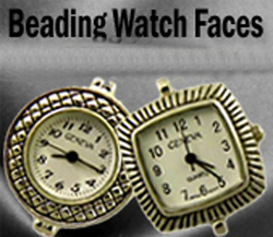 Close Out Lot of 10 Mix Beading Watch Faces