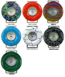 LOT of 5 Gemstone Solid Bar Ribbon Watch Faces